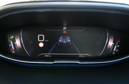 Peugeot 3008 GT, 2017, instrument panel, car