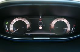 Peugeot 3008 GT, 2017, instrument panel, dials