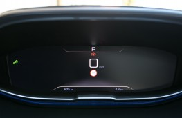 Peugeot 3008 GT, 2017, instrument panel, digital