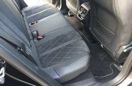 Peugeot 3008 GT, 2017, rear seats