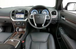 Chrysler 300C, dashboard