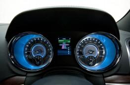 Chrysler 300C, instruments
