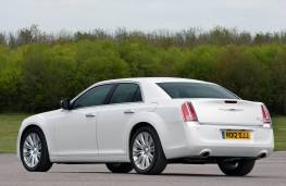 Chrysler 300C, rear