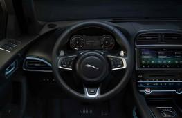 Jaguar F-PACE 300 Sport, 2019, interior