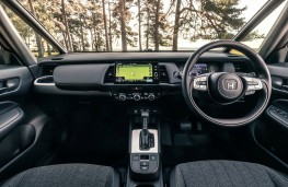 Honda Jazz, dashboard