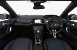 Peugeot 308 SW GT, interior