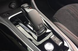 Peugeot 308, interior, console