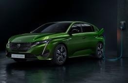 Peugeot 308, 2021, charging