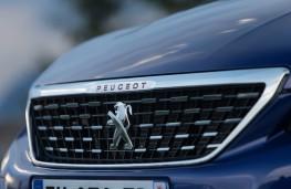 Peugeot 308, 2017, grille