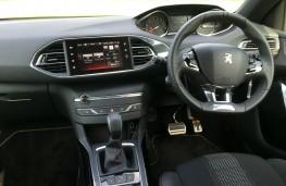 Peugeot 308 GT Line 1.2 PureTech 130 EAT6, 2016, interior