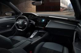 Peugeot 308, 2021, interior