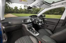 Peugeot 308, interior, auto