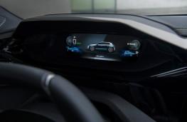 Peugeot 308, 2021, instrument panel