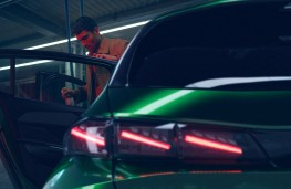 Peugeot 308, 2021, rear light