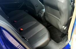 Peugeot 308 GT Line 1.2 PureTech 130 EAT6, 2016, rear seats