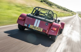 Caterham Seven 310, rear