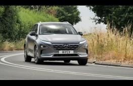 Hyundai NEXO, front