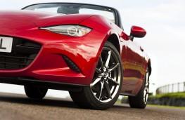 Mazda MX-5, detail