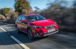Subaru XV, dynamic
