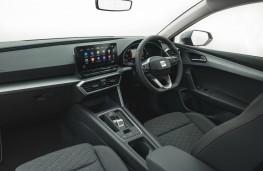SEAT Leon FR, interior