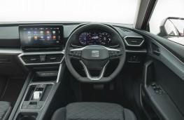 SEAT Leon FR, dashboard
