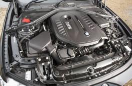 BMW 340i M Sport, 2015, engine