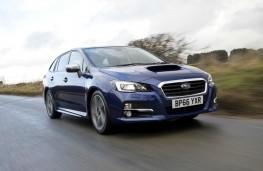 Subaru Levorg, dynamic
