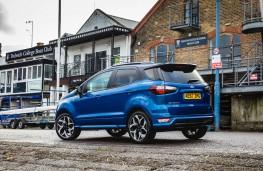 Ford EcoSport, rear