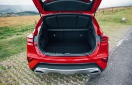 Kia XCeed '3', 2019, boot