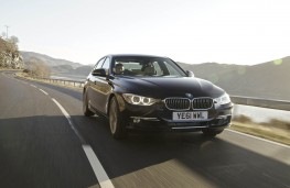 BMW 3 Series xDrive, front