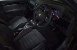 SEAT Ibiza, 2017, interior
