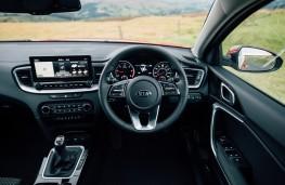 Kia XCeed '3', 2019, interior