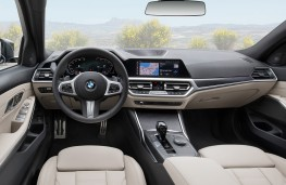 BMW 3 Series Touring, 2019, interior