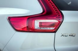 Volvo XC40 Recharge, 2021, badge