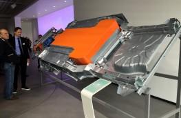 Volvo 40 concept, electric vehichle CMA platform