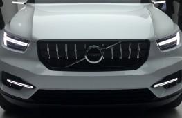 Volvo 40.1 SUV concept, grille