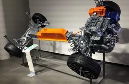 Volvo 40 concept, T5 Twin Engine CMA platform