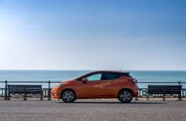 Nissan Micra, profile