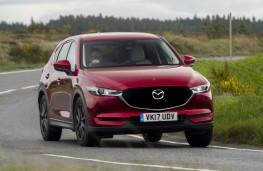 Mazda CX-5, dynamic