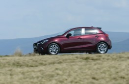 Mazda2, profile