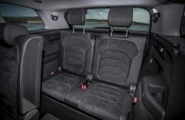 Skoda Kodiaq, boot seats