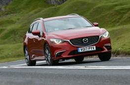 Mazda 6 Tourer, dynamic