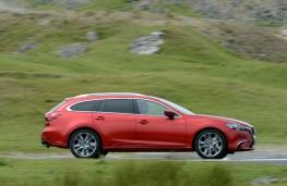 Mazda 6 Tourer, profile