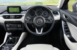 Mazda 6 Tourer, interior