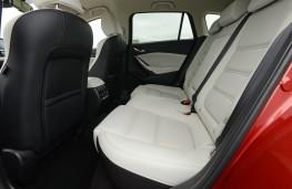 Mazda 6 Tourer, interior rear