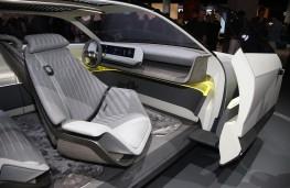 Hyundai 45 Concept, interior