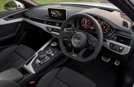 Audi A4 Interior 2