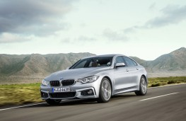 BMW 4 Series Gran Coupe, 2017, front