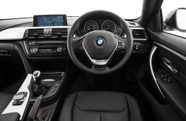 BMW 4 Series Gran Coupe, interior