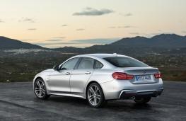 BMW 4 Series Gran Coupe, 2017, rear